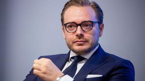 Leder for DNB Markets, Alexander Opstad.
