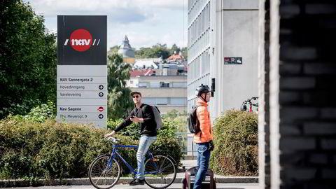 Norges Banks anslag på arbeidsledigheten er på 2,9 prosent.