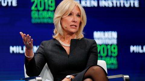 Lara Warner har vært risikosjef i Credit Suisse siden 2019, og har jobbet i banken siden 2002.