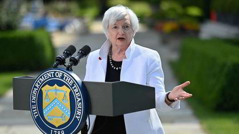 Anført av USAs Janet Yellen kunngjorde G7-landenes finansministre forrige helg en minimumsskatt for store selskaper.
