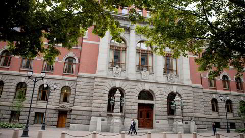Ingen meldte om høylytt jubel hos Høyesterett da forespørselen om betenkningen kom, skriver artikkelforfatteren.