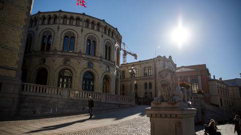 Den innskrenkende tolkning av Grunnloven bygger på Stortingets egen praksis, skriver artikkelforfatteren.