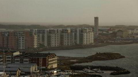 Sterkest utvikling de siste 12 måneder hadde Bodø/m Fauske med en oppgang på 14,7 prosent.