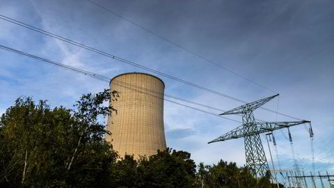 After years of neglect, today's rising gas prices, copper supply shortfalls and China's struggles with power generation are the «old economy's revenge». The picture is showing a gas power plant in Brussels.