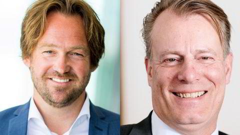 Tirsdag ble det klart at NRK kjøper tomter til nytt NRK-bygg på Ensjø i Oslo av eiendomsutvikler Borger Borgenhaug (49) og investor Johan H. Andresen (59).