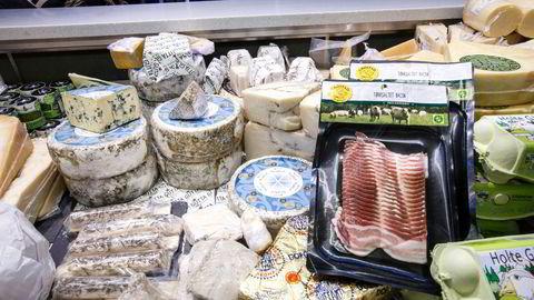 Nå kan osten bli enda litt dyrere.