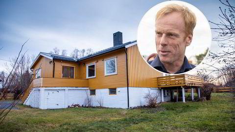 Bjørn Dæhlie skal nå selge huset han eier i Bø.