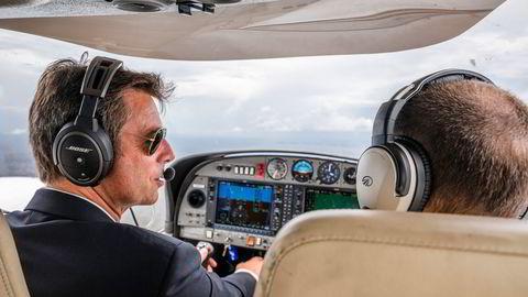 Flygründer Bjørn Tore Larsen bygger opp sitt nye flyselskap Norse Atlantic i Florida. Nå har selskapet signert leasingkontrakt for seks fly av typen Boeing 787–9 Dreamliners.