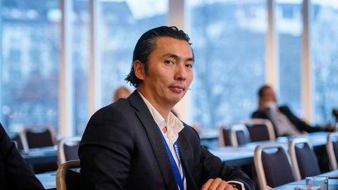 Olav Chen, leder for allokering og globale renter i Storebrand.