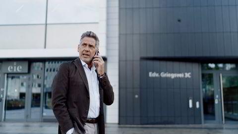 M Vest Energy-sjef Jonny Hesthammer fryktet skatteendringer.