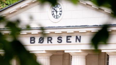 Oslo børs