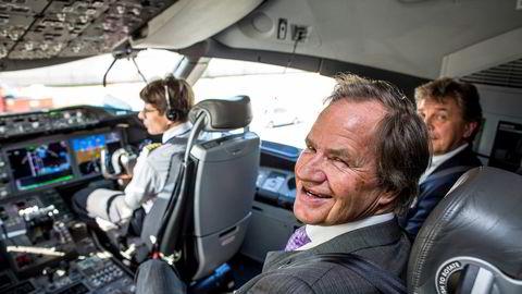 Bjørn Kjos er en av tre hovedeiere i den nye langdistansesatsingen Norse Atlantic.