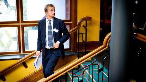 Investor Øystein Stray Spetalen er største eier i Bergen Carbon Solutions gjennom Saga Pure og Tycoon Industrier.