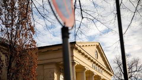 Hovedindeksen på Oslo Børs stod i 1070 poeng før børsåpning onsdag.