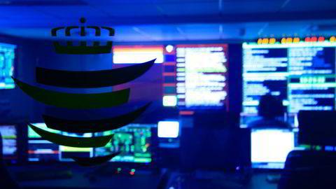 Kompetanse på datakriminalitet kommer det dessverre til å bli mer behov for i år, skriver artikkelforfatteren. Illustrasjonsfoto: Operasjonssentralen til Nasjonal sikkerhetsmyndighet (NSM) i Oslo.