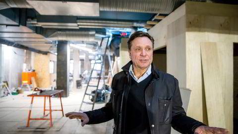 Eiendomsutvikler Christen Wikborg står bak konseptet Oslo Street Food. Hans familie har til sammen hatt seks ulike au pairer.