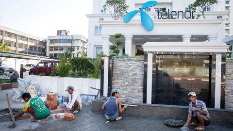Telenors virksomhet i Myanmar ble solgt til libanesiske M1 Group etter militærkuppet tidligere i år.