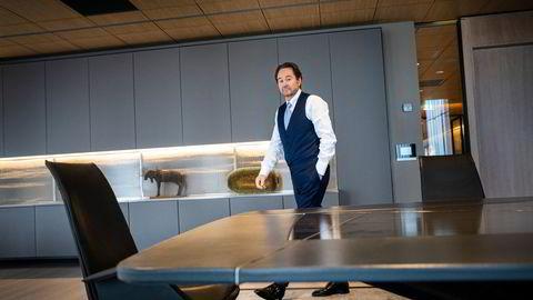 Hyggelig gevinst i fornybarselskapene til Aker, Kjell Inge Røkkes investeringsselskap.