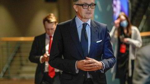 – Vi har vært gjennom en veldig interessant valgkamp, sier Øyvind Eriksen, konsernsjef i Kjell Inge Røkkes investeringsselskap Aker, en av Norges viktigste industrigrupper.