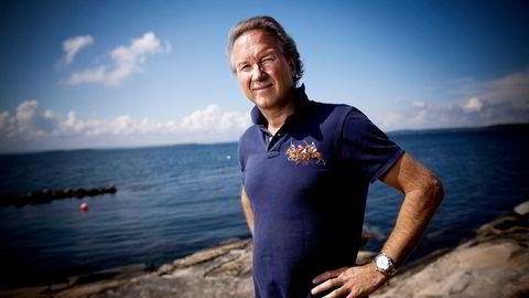 Investor Haakon Morten Sæter valgte å selge 61,2 prosent av aksjene sine i Harmonychain etter mandagens børsmelding fra kryptoselskapet. Foto: Christopher Olssøn ---