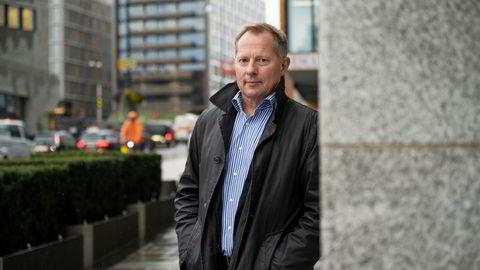 Industriell rådgiver i Sparebank 1 Markets og tidligere McKinsey-topp Svein Harald Øygard.