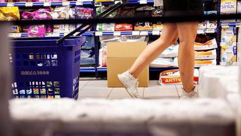 Frp har det siste året fremmet flere forslag om søndagsåpne butikker, men de har alle blitt nedstemt i Stortinget, skriver innleggsforfatteren.