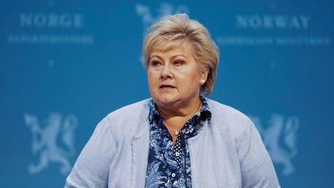 Erna Solberg er den beste statsministeren for Norge de neste fire årene mener Dagens Næringsliv.