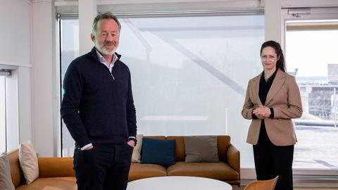 Amund Djuve går av som sjefredaktør i Dagens Næringsliv. Janne Johannessen blir stedfortredende sjefredaktør.