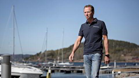 Ivar Tollefsens eiendomsimperium fortsetter å vokse og leverte i fjor et overskudd på 8,8 milliarder kroner.
