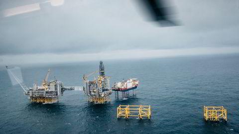 Johan Sverdrup-feltet i Nordsjøen har en balansepris på under 20 dollar og tjener svært gode penger med en oljepris på over 80 dollar fatet.