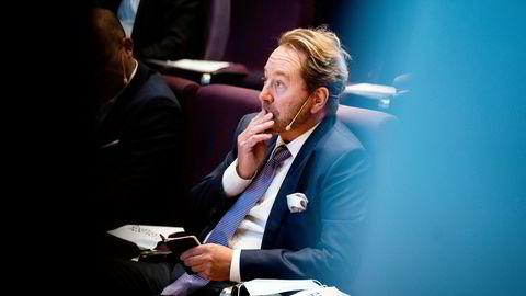 Kjell Inge Røkke er hovedeier i Aker Capital, som eier over halvparten av aksjene i Ocean Yield.