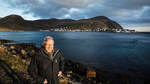 Administrerende direktør og hovedaksjonær Steinar Eliassen i Norfra ser ikke veldig lyst på utsiktene for torskeprisen.