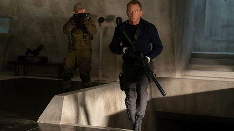 James Bond er en av flere tusen filmer som MGM Holdings har rettighetene til. Her er skuespiller Daniel Craig i rollen som James Bond i filmen «No Time to Die».