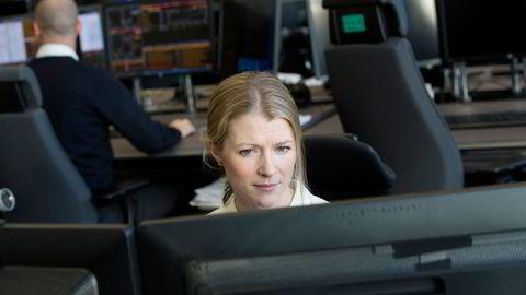 – Jeg som kommer fra en fjord i nord er ikke den største «fan-girlen» av de tradisjonelle oppdrettsselskapene, sier Sigrid Wilter Slørstad, bærekraftssjef i Nordea Liv.
