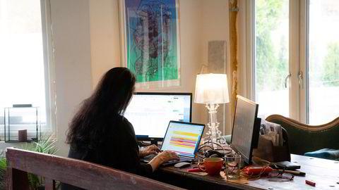 Ny studie tyder på at medarbeidere som kan velge arbeidssted på daglig basis, ofte tar ulike valg fra dag til dag, skriver Linda Lai