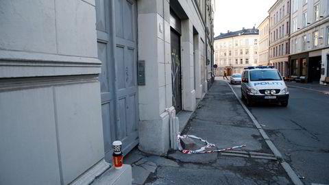 I mai 2013 ble en kvinne drept etter en knivstikking i Fredensborgveien i Oslo. En ung kvinne kjøpte leilighet i nabolaget i fjor og mente selgeren burde opplyst om det utrygge nabolaget og drapet som skjedde for syv år siden og krevde over 250.000 kroner i erstatning av selgerens forsikringsselskap.