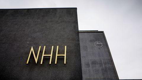 Siviløkonomutdannelsen ved Norges Handelshøyskole (NHH) er årets mest populære utdannelse.