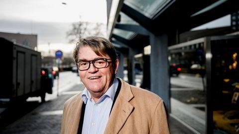 Jan Petter Sissener, Norges kanskje mest kjente hedgefondforvalter.
