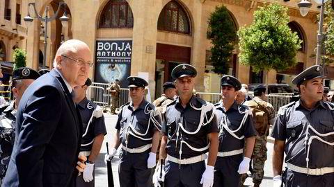 Libanons tidligere statsminister, Najib Mikati, kontrollerer landets største formue sammen med sin bror. Nå kjøper familiens investeringsselskap Telenors virksomhet i Myanmar (tidligere Burma).