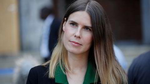 Sirin Hellvin Stav (MDG) tok over som byråd for miljø og samferdsel etter Lan Marie Berg i juni.