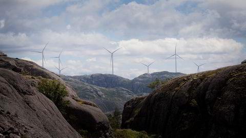 Fornybar energi gir «metallifisiering» av økonomien. Den er ikke forberedt ved økt utvinning, skriver artikkelforfatteren.