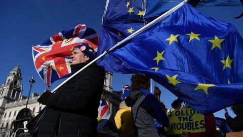 Handelen mellom Storbritannia og EU har falt med 18 prosent, og Storbritannia har nå dårligere markedsadgang enn det hadde som EU-medlem, skriver næringsminister Iselin Nybø