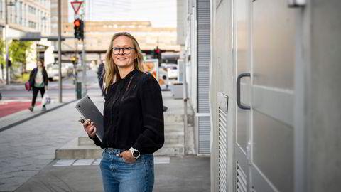 Elisabeth Haug, daglig leder i nettapoteket Farmasiet, regner ikke med å gå i pluss før tidligst i 2025.