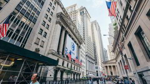 Optimisme på New York – børsen, som var opp 1,6 prosent torsdag.