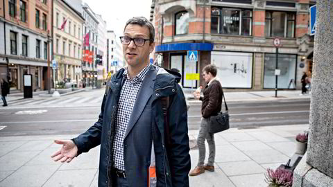 Analytiker Marius Holm Rennesund i Thema Consulting Group.