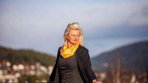 Styreleder Ann-Christin Andersen i Quantafuel forteller at de har fått en del henvendelser om mulige sjefskandidater etter Bøhns avgang. – Jeg har fått en del interessante innspill på Linkedin, sier hun.