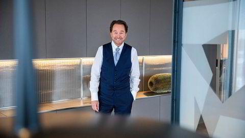 Kjell Inge Røkkes Aker er største eier i Cognite.