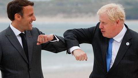 Det er nok penger til mye mer effektivt forsvar i Europa allerede – og man må kunne bruke mer, skriver artikkelforfatteren. Frankrike ved president Emmanuel Macron og Storbritannia ved statsminister Boris Johnson må lede an.