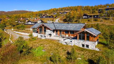 – Vi har hatt flere bud på hytta både i fjor og i år, og det sier jo litt om markedet for denne typen eiendom, sier eiendomsmegler Marit Wangensten-Mo.