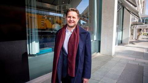 – Det er helt naturlig at det kommer en korreksjon, sier investor Kristian Lundkvist. I 2020 gjorde han debut på Kapitals liste over Norges 400 rikeste, med en 379. plass.